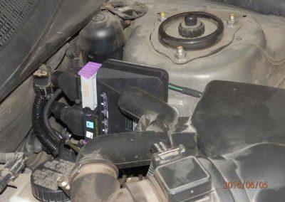 Установка ГБО на Chevrolet Epica