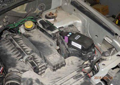Установка ГБО на Jeep
