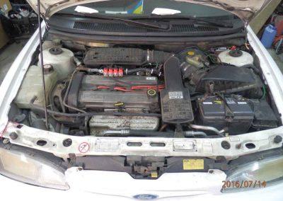Установка ГБО на Ford Mondeo