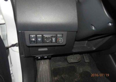 Установка ГБО на Nissan Tiida