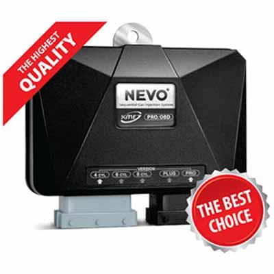 Контроллер KME Nevo Pro 4 cyl