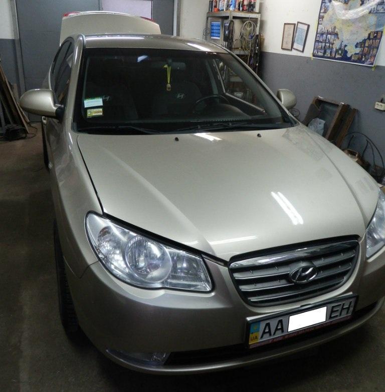 Hyundai Elantra 1.4