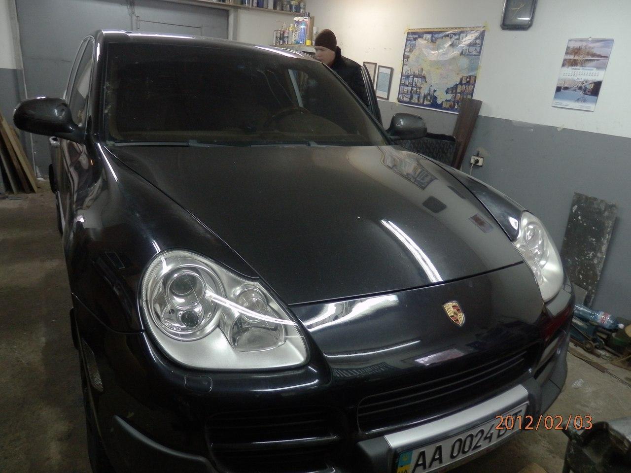 Porsche Cayenn 3.2 v6