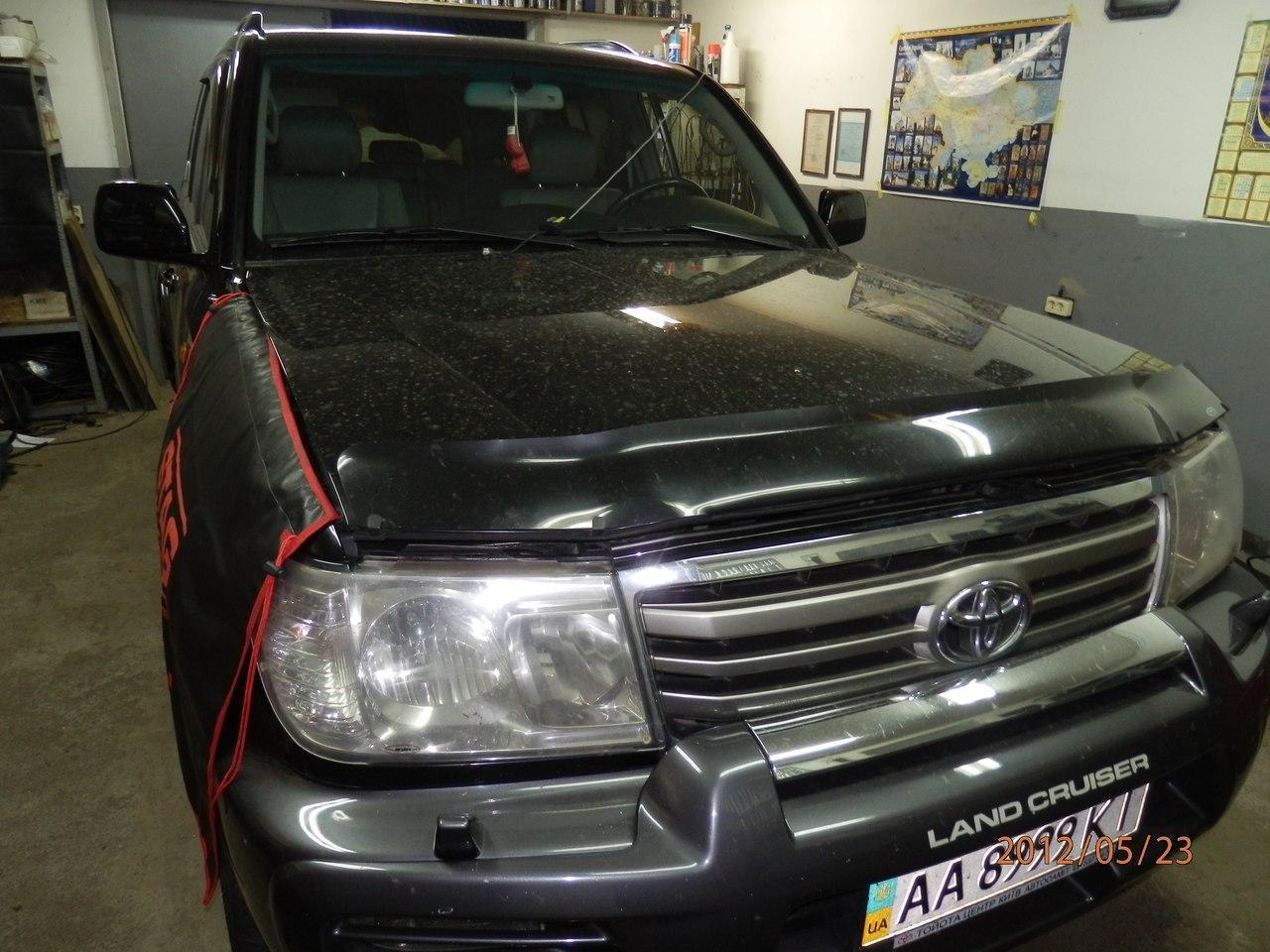 Toyota LAND CRUSER 4.7