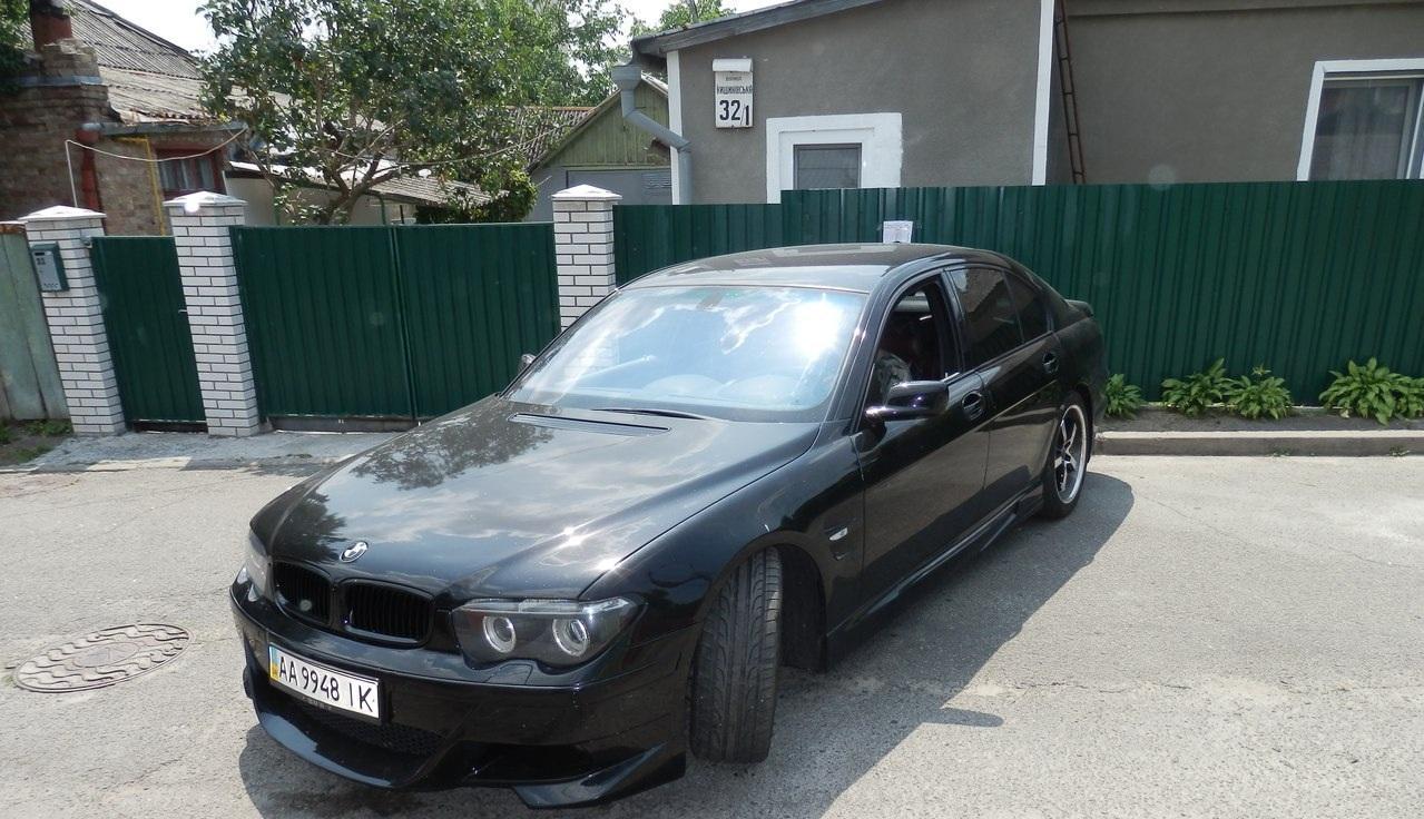 BMW 7 4.4 +